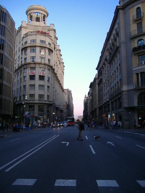 Jaumeの大通り